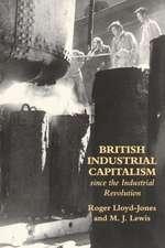 British Industrial Capitalism