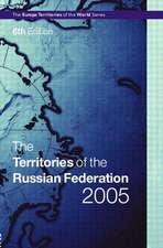 The Territories of the Russian Federation 2005