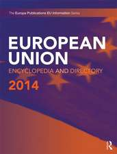European Union Encyclopedia and Directory 2014