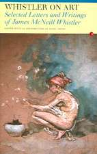 Whistler on Art