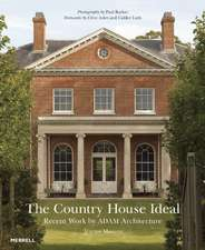 The Country House Ideal:  Recent Work by Adam Architecture