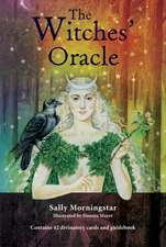 The Witches' Oracle: (book & Cards)