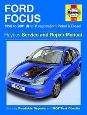 Gill, P: Ford Focus Service and Repair Manual