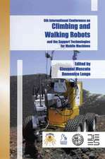 Climbing and Walking Robots and the Supporting Technologies for Mobile Machines: Clawar 2003