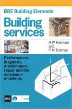 Bre Building Elements:  Performance, Diagnosis, Maintenance, Repair and the Avoidance of Defects (Br 404)