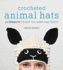 Mooncie, V: Crocheted Animal Hats