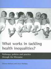 What Works in Tackling Health Inequalities?: Pathways, Policies and Practice through the Lifecourse