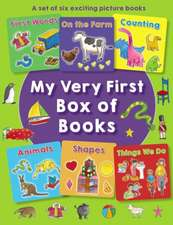 My Very First Box of Books: A Set of Six Exciting Picture Books