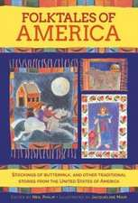 Folktales of America: Stockings of Buttermilk, and Other Traditional Stories from the United States of America