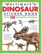 Ultimate Dinosaur Sticker Book