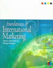 Foundations Intnl Marketing
