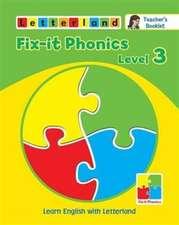 Holt, L: Fix-it Phonics