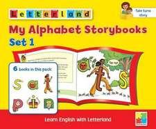 Holt, L: My Alphabet Storybooks