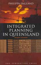 England, P: Integrated Planning in Queensland