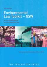 Environmental Law Toolkit - NSW