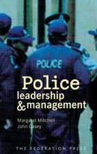 Police Leadership & Management