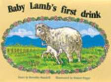 Baby Lamb's First Drink PM Red Set 2