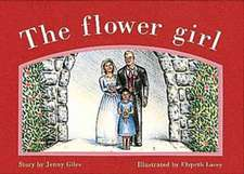 The Flower Girl PM Red Set 2 Fiction