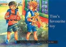 Tim's Favourite Toy PM Blue Set 2 Level 10