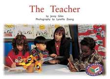 The Teacher PM Non Fiction Level 11&12 People Around Us Blue