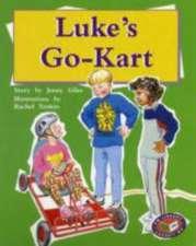 Luke's Go-Kart PM Gold Set A