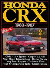 Honda CRX 1983-1987:  Thinkers of Our Time