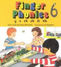 Finger Phonics 6