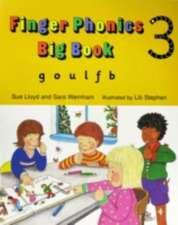 Wernham, L: Finger Phonics Big Book 3