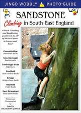 Sandstone: Climbing in South East England