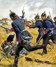 The Prussian Campaign of 1866, a Tactical Retrospect