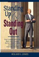 Standing Up & Standing Out