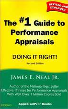 The #1 Guide to Performance Appraisals:  Doing It Right!