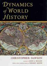 Dynamics of World History