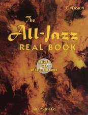 All Jazz Real Book (C Version)