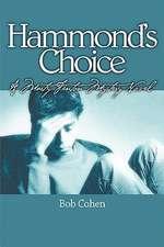 Hammond's Choice:  A Marty Fenton Mystery Novel