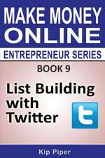 List Building with Twitter