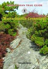 Appalachian Trail Guide to Massachusetts-Connecticut