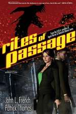 Rites of Passage:  A Dma Casefile of Agent Karver and Detective Bianca Jones