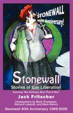 Stonewall:  Stories of Gay Liberation