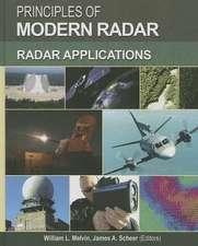 Principles of Modern Radar, Volume III:  Radar Applications