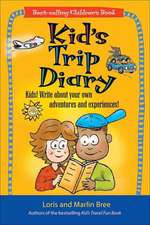Kid's Trip Diary: Kids! Write about Your Own Adventures and Experiences!