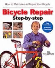 Bicycle Repair Step-by-step