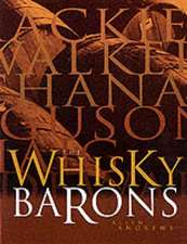 Whisky Barons:  Celebrating Summer's End to Worshipping Its Beginning
