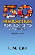50 Reasons: For Going to Church