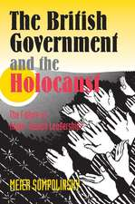 The British Government and the Holocaust