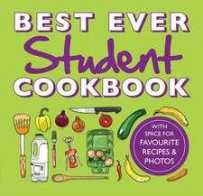 Hartland, S: Best Ever Student Cookbook