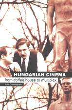 Hungarian Cinema – From Coffee House to Multiplex