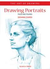 Drawing Portraits Faces and Figures:  Michelangelo