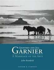 Geoffrey and Jill Garnier