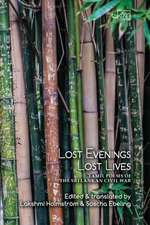 Lost Evenings, Lost Lives